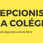VAGA DE EMPREGO PARA RECEPCIONISTA/AUXILIAR DE ESCOLA – NÃO NECESSITA EXPERIÊNCIA