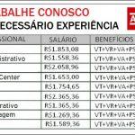 LOJAS AMERICANAS ABRE VAGAS DE EMPREGO PARA DIVERSOS CARGOS 2020